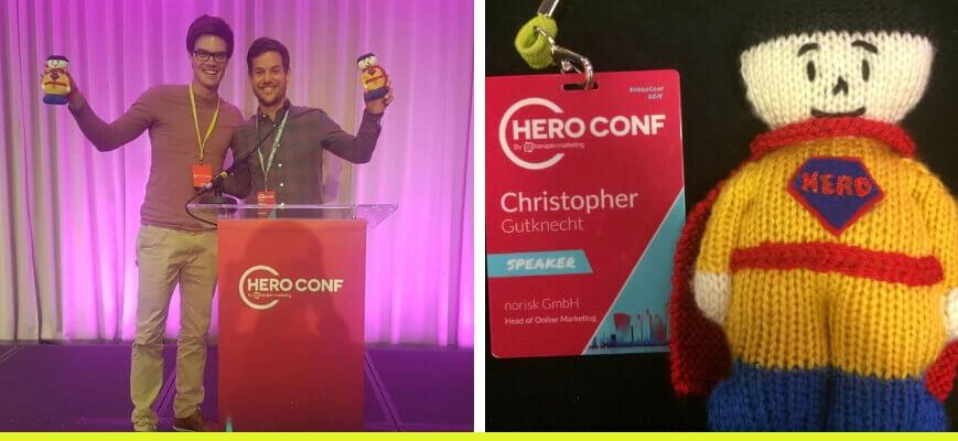 HeroConf Best overall presentation