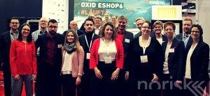 OXID internetworld expo