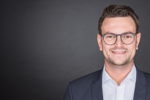 Dominik Haupt | CEO & Founder