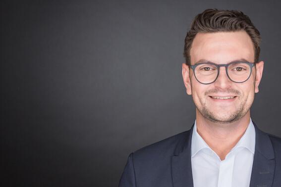 Dominik Haupt | CEO & Founder